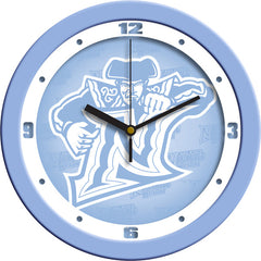 Cal State Northridge Matadors Blue Wall Clock