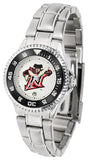 Cal State Northridge Matadors Womens Competitor Steel Watch