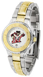 Cal State Northridge Matadors Womens Competitor Two Tone Watch