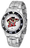 Cal State Northridge Matadors Competitor Steel Watch
