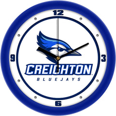 Creighton Bluejays Traditional Wall Clock