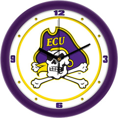 East Carolina Pirates Traditional Wall Clock