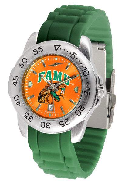 Florida A&M Rattlers Sport AC Anochrome Watch