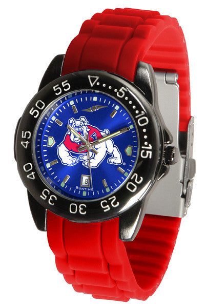 Fresno State Bulldogs Fantom Sport AC Anochrome Watch