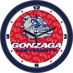 Gonzaga Bulldogs Dimension Wall Clock