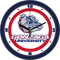 Gonzaga Bulldogs Traditional Wall Clock