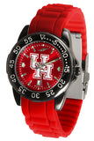 Houston Cougars Fantom Sport AC Anochrome Watch