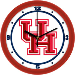 Houston Cougars Traditional Wall Clock