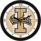 Idaho Vandals Dimension Wall Clock