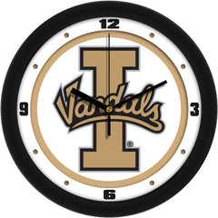 Idaho Vandals Traditional Wall Clock