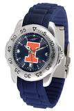 Illinois Fighting Illini Sport AC Anochrome Watch