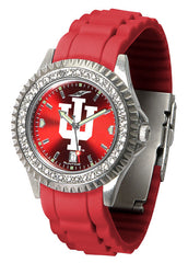 Indiana Hoosiers Womens Sparkle Watch