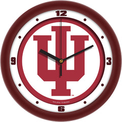 Indiana Hoosiers Traditional Wall Clock