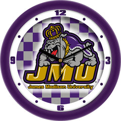 James Madison Dukes Dimension Wall Clock
