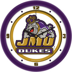 James Madison Dukes Traditional Wall Clock