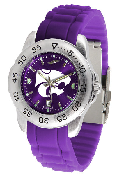Kansas State Wildcats Sport AC Anochrome Watch