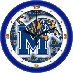 Memphis Tigers Dimension Wall Clock