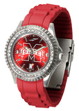 Mississippi State Bulldogs Womens Sparkle Watch