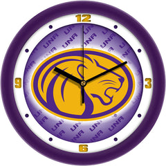 North Alabama Lions Dimension Wall Clock