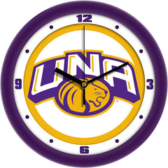 North Alabama Lions Traditional Wall Clock