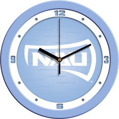 Northern Arizona Lumberjacks Blue Wall Clock