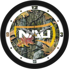 Northern Arizona Lumberjacks Camo Wall Clock