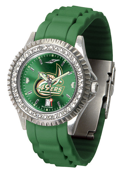 North Carolina Charlotte 49ers Womens Sparkle Watch