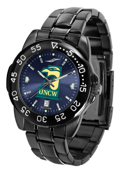 North Carolina Wilmington Seahawks Fantom Sport Anochrome Watch