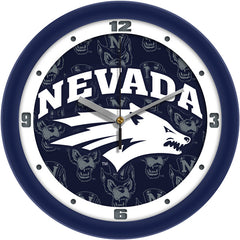 Nevada Wolfpack Dimension Wall Clock