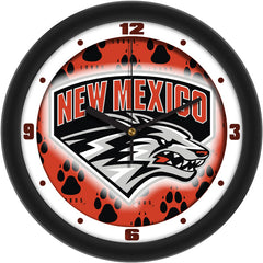 New Mexico Lobos Dimension Wall Clock