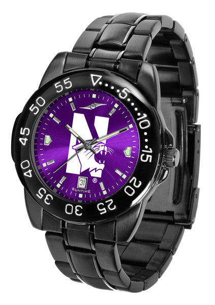 Northwestern Wildcats Fantom Sport Anochrome Watch