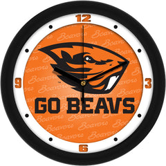 Oregon State Beavers Dimension Wall Clock