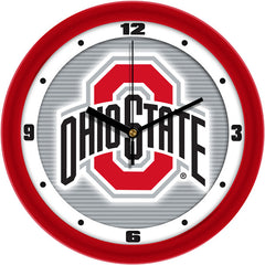 Ohio State Buckeyes Dimension Wall Clock