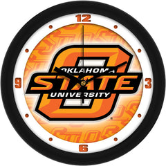Oklahoma State Cowboys Dimension Wall Clock