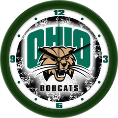 Ohio Bobcats Dimension Wall Clock