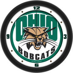 Ohio Bobcats Traditional Wall Clock