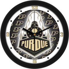 Purdue Boilermakers Dimension Wall Clock