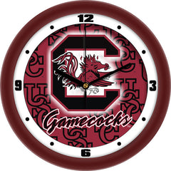 South Carolina Gamecocks Dimension Wall Clock