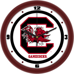 South Carolina Gamecocks Traditional Wall Clock