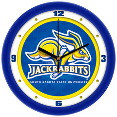 South Dakota State Jackrabbits Dimension Wall Clock