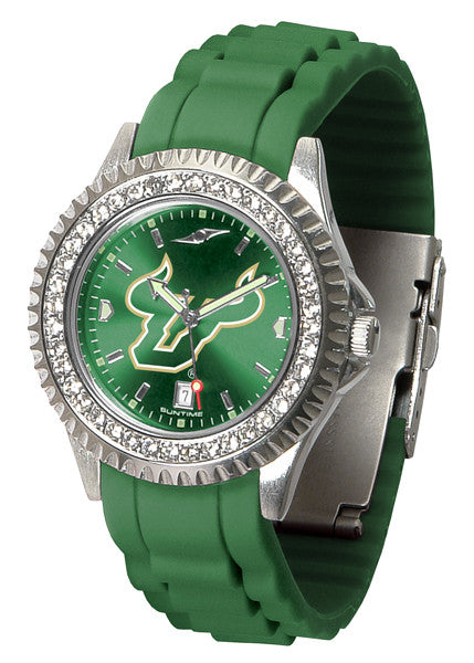 South Florida Bulls Womens Sparkle Watch