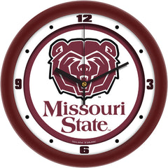 Missouri State Bears Traditional Wall Clock