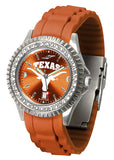 Texas Longhorns Womens Sparkle Watch