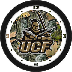 Central Florida Knights Camo Wall Clock