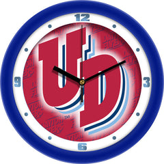 Dayton Flyers Dimension Wall Clock