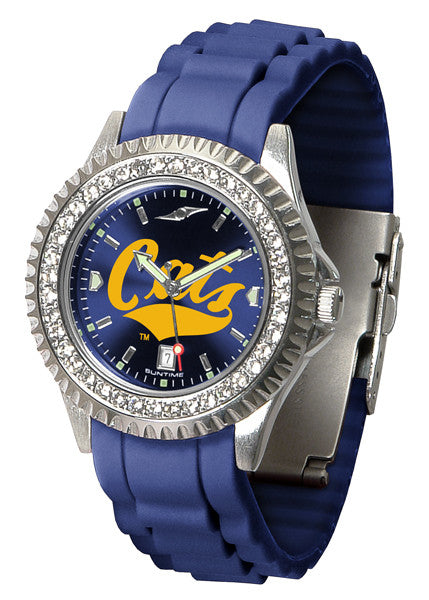 Montana State Bobcats Womens Sparkle Watch