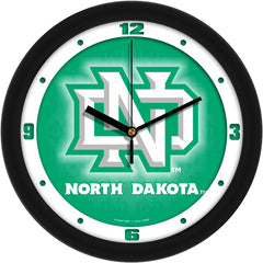 North Dakota Fighting Sioux Dimension Wall Clock
