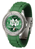 North Dakota Fighting Sioux Womens Sparkle Watch