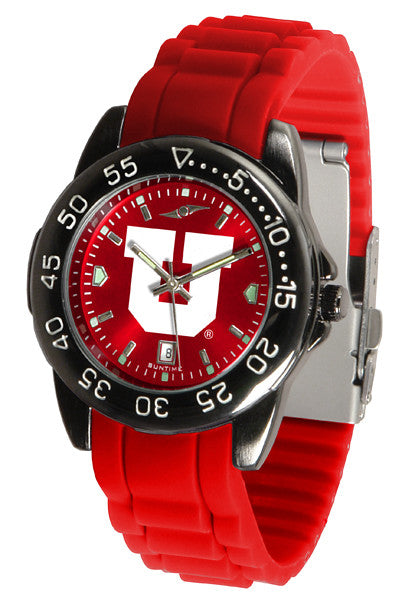 Utah Utes Fantom Sport AC Anochrome Watch