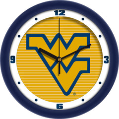 West Virginia Mountaineers Dimension Wall Clock